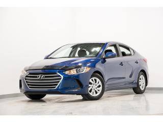 Used 2017 Hyundai Elantra Auto LE BLUETOOTH BAS MILLAGE for sale in Brossard, QC