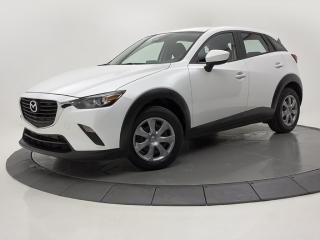 Used 2018 Mazda CX-3 GX Auto AWD  MAGS BLUETOOTH CRUISE for sale in Brossard, QC