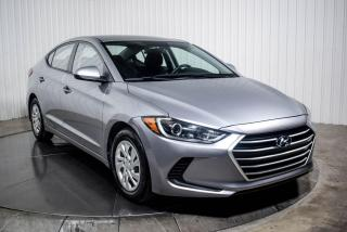 Used 2017 Hyundai Elantra L GROUPE ELECTRIQUE for sale in St-Hubert, QC