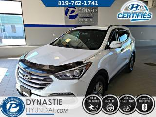 Used 2018 Hyundai Santa Fe Sport Premium (FRAIS VIP 495$ NON INCLUS) for sale in Rouyn-Noranda, QC