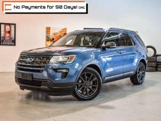 Used 2018 Ford Explorer *** SOLD * SOLD *** XLT | 7 Pass! Rear Cam | BT for sale in Pickering, ON