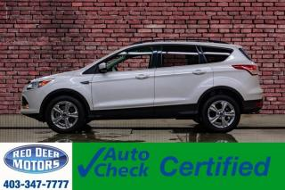 Used 2015 Ford Escape AWD SE Roof Nav BCam for sale in Red Deer, AB