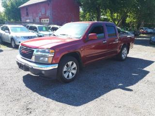 Used 2011 GMC Canyon SLT for sale in Oshawa, ON