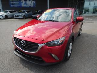 Used 2018 Mazda CX-3 GS Auto AWD,MAGS,CAMERA,TOIT,A/C for sale in Mirabel, QC
