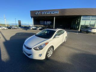 Used 2012 Hyundai Elantra Auto Limited w-Navi,MAGS,TOIT,CAMERA +++ for sale in Mirabel, QC