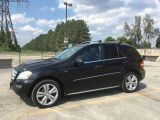 Photo of Black 2011 Mercedes-Benz M-Class