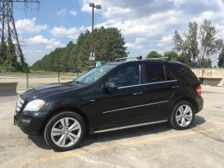 Used 2011 Mercedes-Benz M-Class ML 350 BlueTEC for sale in Scarborough, ON