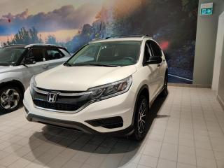 Used 2016 Honda CR-V LX FWD **JAMAIS ACCIDENTÉ** for sale in St-Eustache, QC