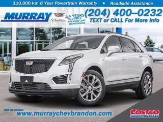 New 2020 Cadillac XT5 Sport AWD for sale in Brandon, MB