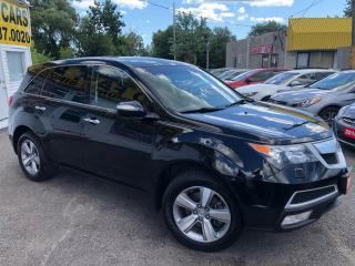 Used 2013 Acura MDX TECH PACK/ NAVI/ DVD/ CAM/ LEATHER/ ROOF/ ALLOYS++ for sale in Scarborough, ON