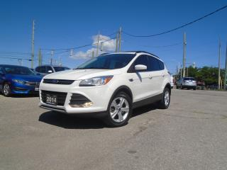 Used 2014 Ford Escape 4WD NAVIGATION LEATHER NO ACCIDENT B-CAM B-TOOTH for sale in Oakville, ON