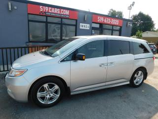 Used 2012 Honda Odyssey Touring | Nav | Leather | Sunroof | DVD | for sale in St. Thomas, ON