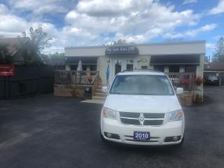 Used 2010 Dodge Grand Caravan SXT for sale in Sutton, ON