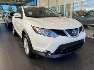 Used 2019 Nissan Qashqai SV AWD, HEATED STEERING WHEEL, REAR VIEW CAMERA, SUNROOF for sale in Edmonton, AB