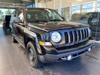 Used 2017 Jeep Patriot 75th Anniversary 4WD, ONE OWNER, HEATED LEATHER SEATS, A/C, SIRIUSXM CAPABILITY for sale in Edmonton, AB