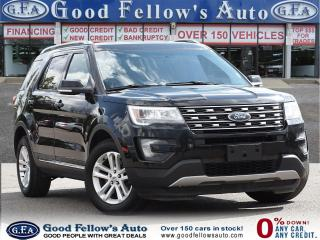 Used 2016 Ford Explorer Good or Bad Credit Auto Financing ..! for sale in Toronto, ON