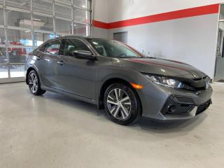 New 2020 Honda Civic Hatchback LX Back Up Camera Heated Seats for sale in Red Deer, AB