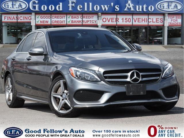 2017 Mercedes-Benz C300 Good Or Bad Credit Car Loans ..!