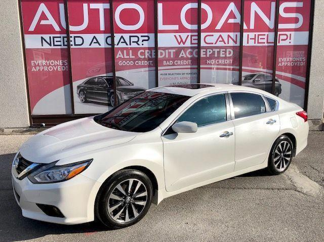 2016 Nissan Altima 2.5 SV TECH-ALL CREDIT ACCEPTED