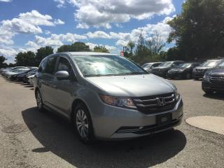 Used 2016 Honda Odyssey EX . Rear view camera. Excellent condition for sale in London, ON