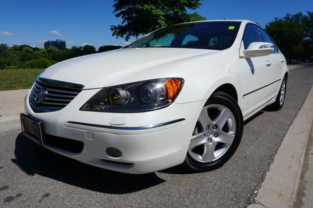 2005 Acura RL RARE / 1 OWNER / LOW KM'S / NO ACCIDENTS /STUNNING