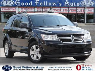 Used 2016 Dodge Journey Good or Bad Credit Car Financing ..! for sale in Toronto, ON