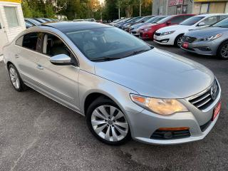 Used 2009 Volkswagen Passat SPORTLINE/ NAVI/ LEATHER/ PANO ROOF/ ALLOYS ++ for sale in Scarborough, ON