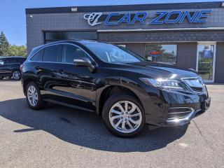 Used 2017 Acura RDX Tech Pkg for sale in Calgary, AB