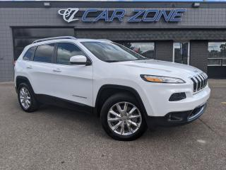 Used 2017 Jeep Cherokee Limited for sale in Calgary, AB