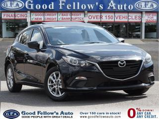 Used 2016 Mazda MAZDA3 Car Loans For Every One ..! for sale in Toronto, ON
