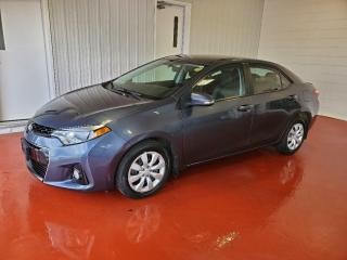 Used 2016 Toyota Corolla S for sale in Pembroke, ON