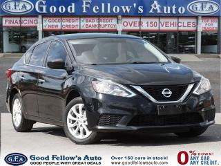 Used 2017 Nissan Sentra SV MODEL, 4CL 1.8L, REARVIEW CAMERA, POWER SUNROOF for sale in Toronto, ON
