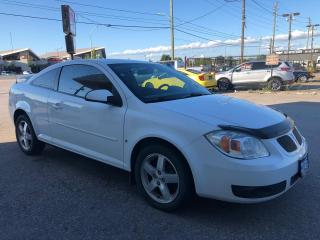 Used 2006 Pontiac G5 SE, ACCIDENT FREE, 3 YR WARRANTY, CERTIFIED for sale in Woodbridge, ON