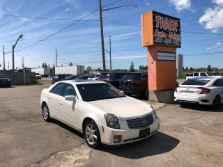 Used 2005 Cadillac CTS 3.6L**LEATHER**LOADED**SUNROOF**AS IS SPECIAL for sale in London, ON