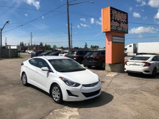 Used 2015 Hyundai Elantra GL**AUTO**HTD SEATS**ONLY 148KMS**CERTIFIED for sale in London, ON