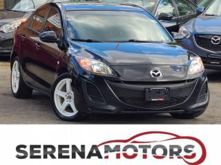 Used 2010 Mazda MAZDA3 GX | 5 SPEED  MANUAL | NO ACCIDENTS for sale in Mississauga, ON