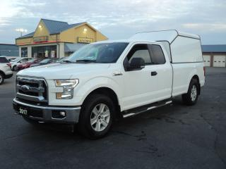 Used 2017 Ford F-150 XLT 5.0L SuperCab 8ft Box for sale in Brantford, ON