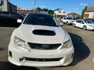 Used 2013 Subaru WRX **AFTERMARKET STI UPGRADES** SXM RADIO** for sale in Hamilton, ON