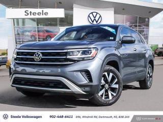 New 2020 Volkswagen Atlas Cross Sport Comfortline for sale in Dartmouth, NS