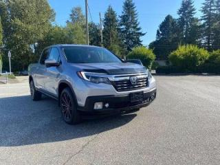 Used 2017 Honda Ridgeline SPORT for sale in Surrey, BC