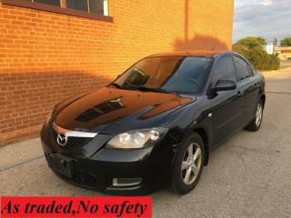 Used 2007 Mazda MAZDA3 3 for sale in Oakville, ON