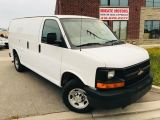 Photo of White 2007 Chevrolet Express