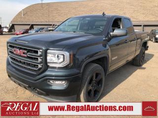 Used 2017 GMC Sierra 1500 SLE Double CAB SWB 4WD 5.3L for sale in Calgary, AB