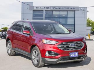 Used 2019 Ford Edge SEL FORD CERTIFIED PRE-OWNED for sale in Winnipeg, MB