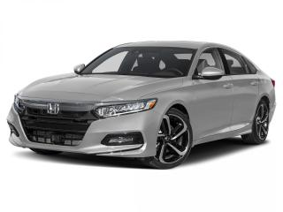 New 2020 Honda Accord Sport for sale in Winnipeg, MB