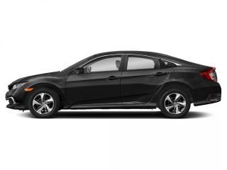 New 2020 Honda Civic LX for sale in Winnipeg, MB