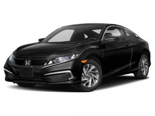 New 2020 Honda Civic LX Last of the Coupe's for sale in Winnipeg, MB