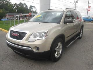 Used 2011 GMC Acadia SLE for sale in Gloucester, ON