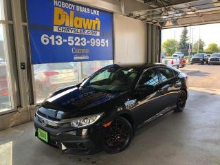 Used 2018 Honda Civic Se | Safety Group for sale in Nepean, ON