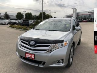 Used 2015 Toyota Venza 4DR WGN V6 AWD for sale in Winnipeg, MB